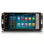 "PbA JE8176J 7"" Android 10.0 After-Market Radio For Jeep Chrysler"
