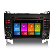 PbA ME3072B Android 9.0 After-Market Radio For Mercedes & VW