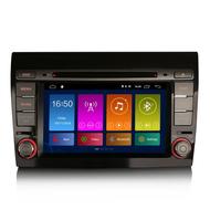 PbA FI3071F Android 10.0 After-Market Radio For Fiat Bravo & Brava