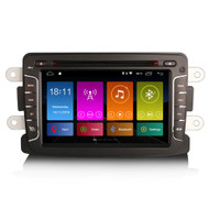 PbA RE3029D Android 10.0 After-Market Radio For Dacia Renault
