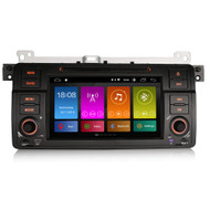 PbA BM3046B Android 9.0 After-Market GPS Radio For BMW E46