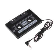 Car Audio Tape Cassette to 3.5mm AUX Jack