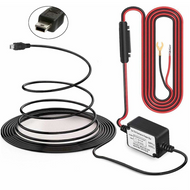 Mini USB Hard Wire Kit DC 12V to 5V Power Inverter For Dash Cameras