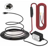 Micro USB Hard Wire Kit DC 12V to 5V Power Inverter For Dash Cameras