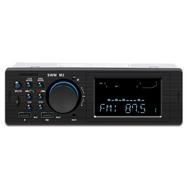 ITB SD3R6R Mechless Single DIN Bluetooth Dual USB Car Radio