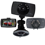 "2.4"" 1080P HD LCD Dash Camera with G Sensor"