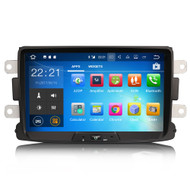 PbA PO5829D Android 10.0 After-Market Radio For Dacia Duster