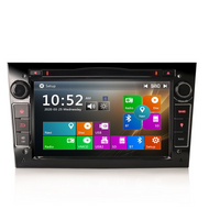 Direct Fit VA7260PB After-Market GPS Multi-Media Radio For Vauxhall