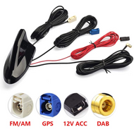 3 In 1 DAB+ GPS FM Universal Roof Antenna