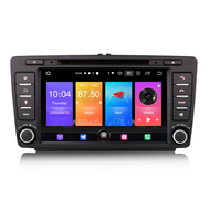 PbA SK2726S  Android 10.0 After-Market Radio For Skoda Octavia