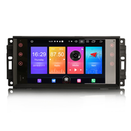 "PbA JE2776J 7"" Android 10.0 After-Market Radio For Jeep Chrysler"