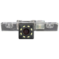 Direct Fit FORD6 Rear Reverse Camera For Ford Fiesta & Mondeo