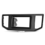 Carav 11-785 Double DIN Fascia Panel For VW Crafter 2016+