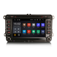 "PbA VW2655V 7"" Android 10.0 After-Market Radio For VW SEAT & Skoda"