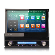"PbA SD5188U 7"" Single Din Radio Android 9.0 PIE GPS Stereo"