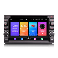 "PbA DD2736U Android 10.0 Quad-Core 7"" Double DIN GPS Radio"