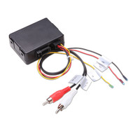 UG  FOB05 Fibre Optic Amp Decoder RCA Adaptor For BMW