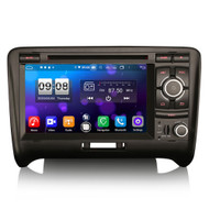PbA AU8739A Android 10.0 After-Market GPS Radio For Audi TT