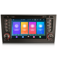 PbA AU2706A Android 10.0 After-Market GPS WiFi Radio For Audi A4
