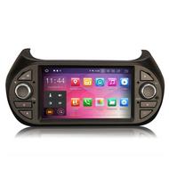 "PbA FI5125F 7"" Android 10.0 SatNav Radio For Fiat Citroen Peugeot"