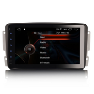 PbA ME4289C Android 10.0 After-Market Radio For Mercedes Benz