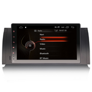 PbA BM4293B Android 10.0 After-Market Radio For BMW E39 E53
