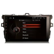 """PbA TO4297A 9"""" 10.0 GPS Sat-Nav BT Radio For Toyota Auris E150"""