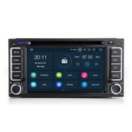 "PbA TO9603T 7"" GPS Sat-Nav BT Radio For Toyota"
