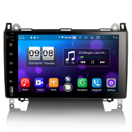 PbA ME8792B Android 10.0 After-Market Radio For Mercedes Benz