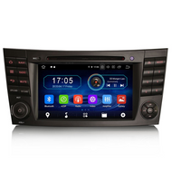 PbA ME5980E Android 10.0 After-Market Radio For Mercedes Benz