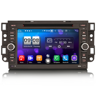 PbA ME8776C Android 10.0 After-Market Radio For Chevrolet
