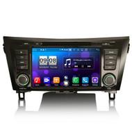 PbA NI8752Q Android 10.0 GPS Radio For Nissan Qashqai Mk2 J11