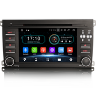 PbA PO5914C Android 10.0 After-Market Radio For Porsche Cayenne