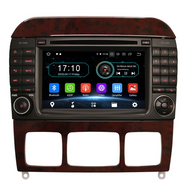PbA ME5997SC Android 10.0 After-Market GPS Radio For Mercedes