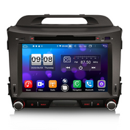 PbA KI8733S Android 10.0 After-Market GPS Radio For Kia Sportage