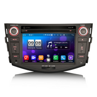 PbA TO8724R Android 10.0 After-Market GPS For Toyota Rav4 Mk3