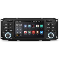 "UGE PSD50WRJL 5"" Android GPS Sat-Nav Radio For Chrysler Jeep Dodge"