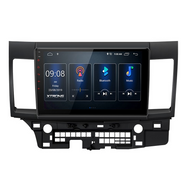"UGE PST10LSM 10"" Android GPS Sat-Nav Radio For Mitsubishi"