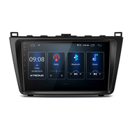 "UGE PST90M6M 9"" Android GPS Sat-Nav Radio For Mazda 6"