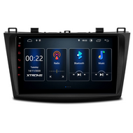 "UGE PST90NM3M 9"" Android GPS Sat-Nav Radio For Mazda 3"