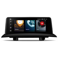 "UGE QB10X3UN 10.25"" Android Sat-Nav Radio For BMW X3 No Display"