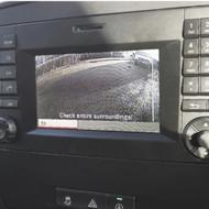 Reverse Camera Integration Kit For VW & Mercedes Audio 15