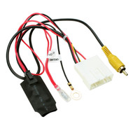 Connects2 NS1-RT Camera Retention Cable For Nissan Qashqai Mk1