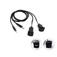 Connects2 CTVWUSB.3 AUX & USB Ports For VW Polo Scirocco T6