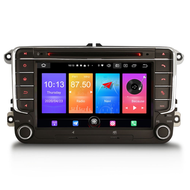 "PbA VW2758V 7"" Android 10.0 After-Market Radio For VW SEAT & Skoda"