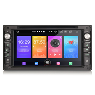 """PbA TO2793C 7"""" Android 10.0 After-Market Radio For Toyota 200mm"""