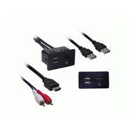 Connects2 CTFORDUSB USB Retention Cable For Ford Mustang