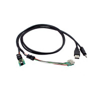 Connects2 CTSKODAUSB USB Retention Cable For Skoda Octavia