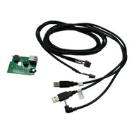 Connects2 CTSUBARUUSB.2 USB Retention Cable For Subaru Forester