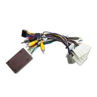 UGE ISO Harness Adaptor For XTN Custom Nissan Unit